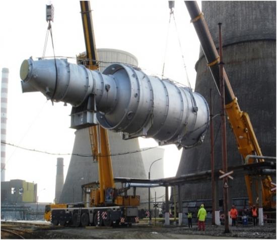 Montaj reactor